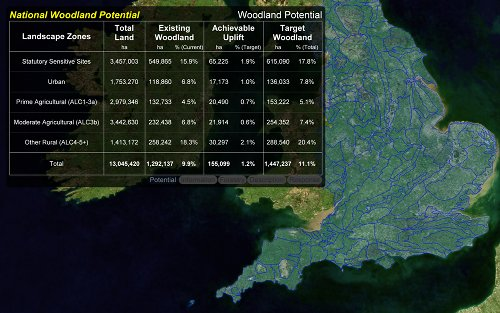 WoodlandCalc Overview